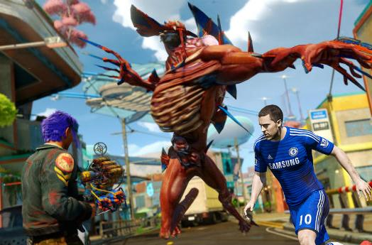 Sunset Overdrive fails to derail FIFA 15 in this week's UK charts