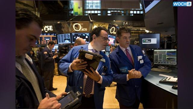 US Stocks Open Higher A Day After Big Loss