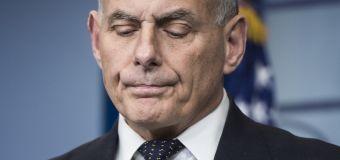 John Kelly: WH chief of staff 'least enjoyable job'