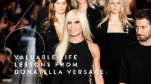#POPBEE專題:關於自我、事業與家庭,#Girlboss Donatella Versace 的時尚人生 6 課!