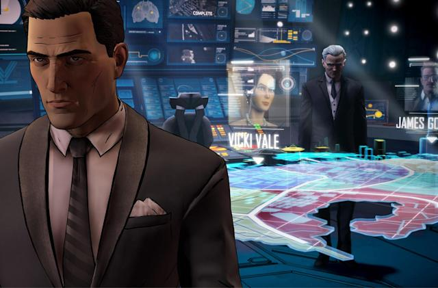 Telltale's 'Batman' game does Bruce Wayne justice