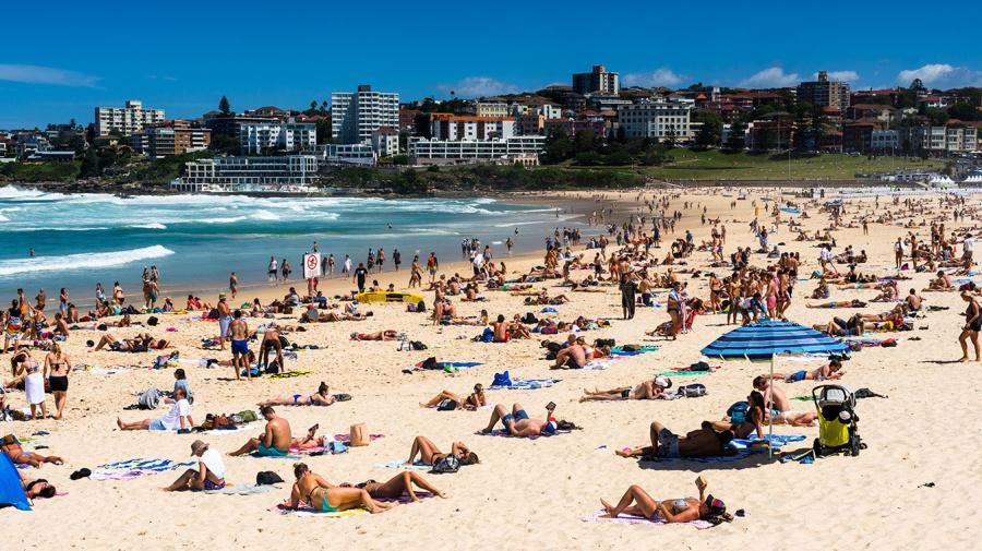 Locals furious over 'ridiculous' plan for Bondi Beach