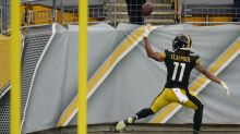 Mapletron! Steelers rookie WR Chase Claypool scores 4 touchdowns