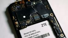 China's ZTE seeks resolution of U.S. export ban