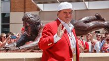 Reds honor Pete Rose with perfectly designed statue