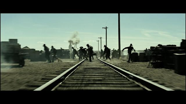 The Lone Ranger - Train Wreck