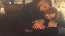 Jennifer Lopez and Drake Fuel Dating Rumors With Intimate Photo of Cuddle Session