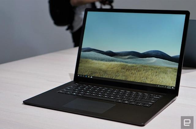 Surface Laptop 3 hands-on: Bigger, yet more refined