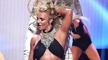 Britney Spears Has Been Slaying Her Ab Workouts on Instagram