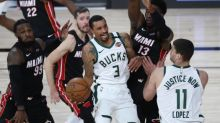 Basket - NBA - Le Miami Heat élimine les Milwaukee Bucks