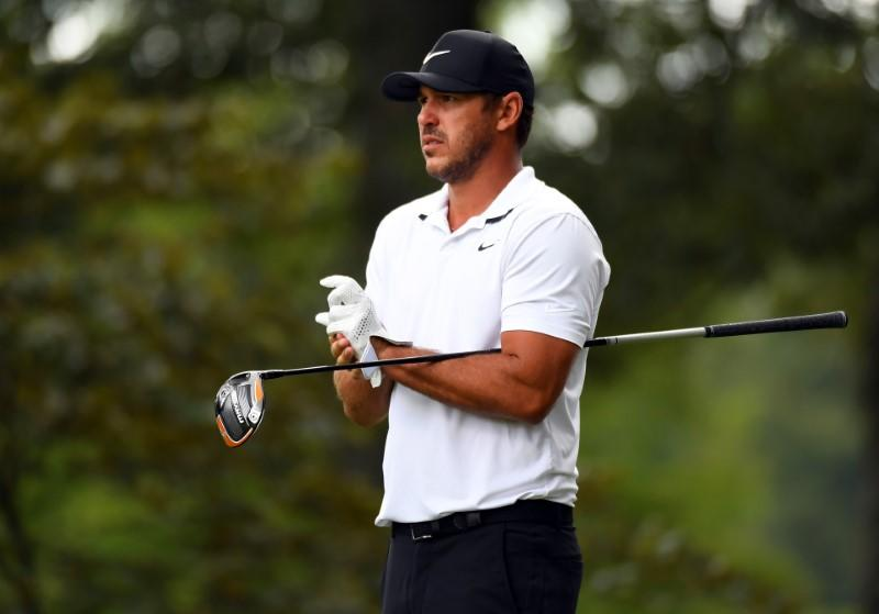 Koepka brimming with confidence ahead of title defence