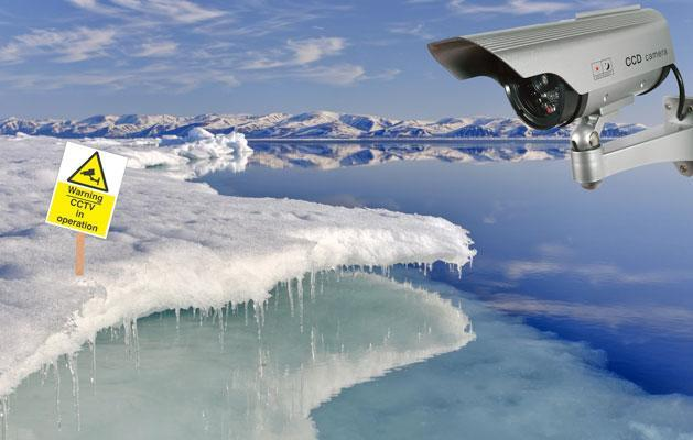 DARPA wants your help to monitor the Arctic Circle