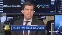 Tariffs winners and losers