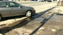 Dangerous pothole fixed after ongoing complaints from residents