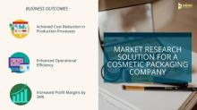 A Cosmetic Packaging Market Client Enhances Operational Efficiency and Substantially Increases Profit Margins | Infiniti's Recent Success with Custom Market Research