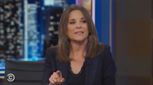 Marianne Williamson claims 'sick care' system is leading to chronic disease in America