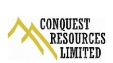 Conquest Reports Results of First Two Exploration Holes 11.20 g/t Au over 1.0 Meter Intersected at Golden Rose
