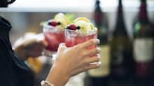 Women are drinking nearly double during the coronavirus pandemic, study says