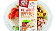 Rückruf bei Aldi und Netto: Vorsicht vor abgepacktem Salat