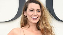 Blake Lively to star in a new fashion-focused Amazon TV series