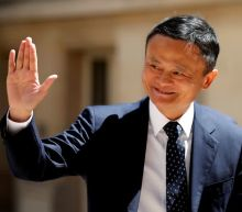 Record penalty for Ma's Alibaba marks tumultuous stretch for its founder