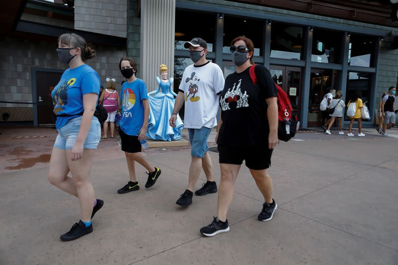 Florida single-day coronavirus increase sets record for USA  states