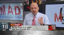 Cramer's game plan: Be prepared for more White House chao...