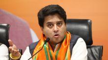 VIDEO: Scindia's histrionics draw comparison with Modi