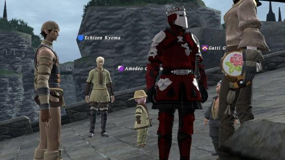 Bonus item event in Final Fantasy XIV's beta