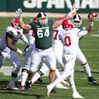 Game thread: Michigan State falls to Rutgers, 38-27