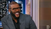 Tyler Perry reveals the best part of being rich