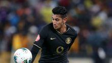 Kaizer Chiefs striker Castro leaves the bio-bubble