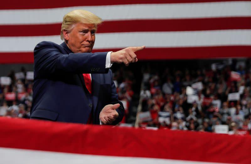 Trump: Democrats should propose one-year payroll tax cut