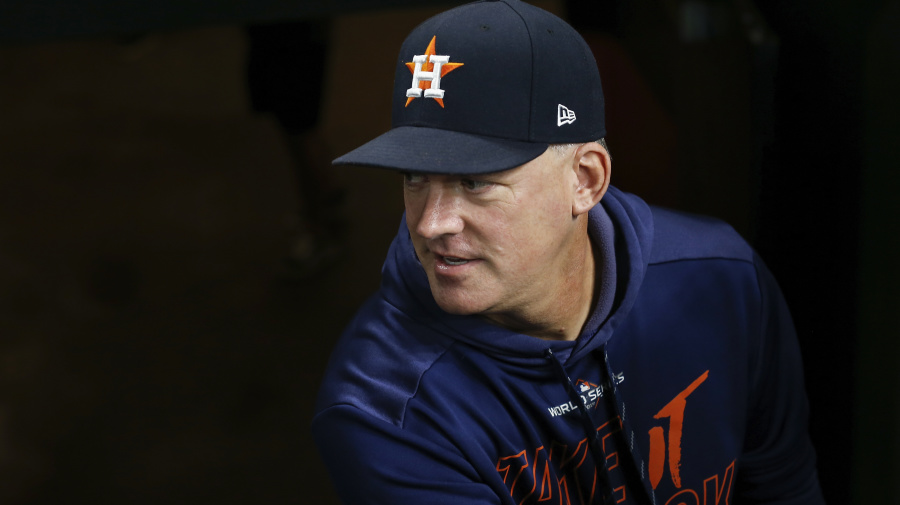 Hinch gets his chance for baseball redemption