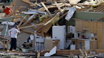 25 Tornadoes Hit South Overnight