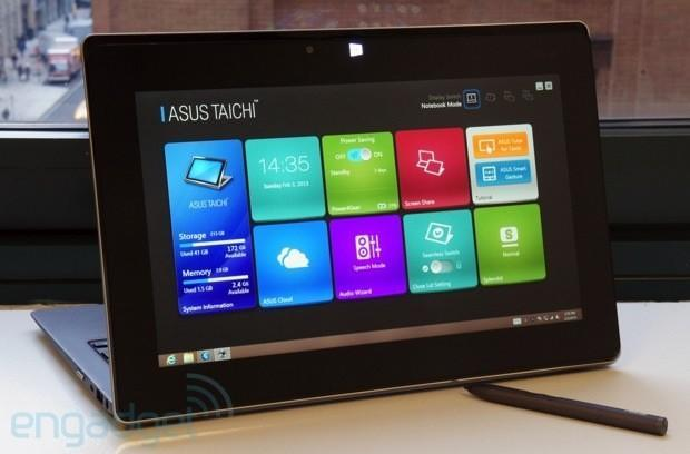 ASUS TAICHI 21 review: are two screens better than one?