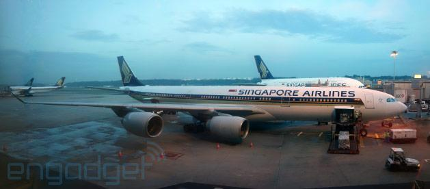 Singapore 21: a farewell trip on the world's longest flight