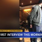 2 men arrested at Starbucks talk on GMA today