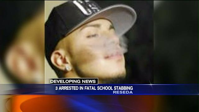 3 Arrested in Deadly Stabbing at Cleveland High School