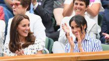 Meghan Markle has overtaken Kate Middleton as the nation's fashion icon
