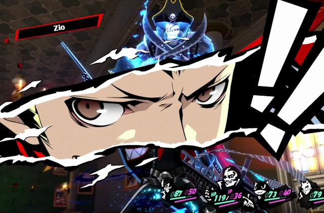 Atlus has change of heart over 'Persona 5' streaming restrictions