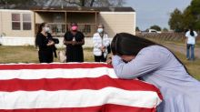 As death rate slows, U.S. exceeds 600,000 COVID-19 fatalities