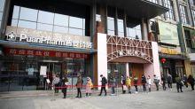 Coronavirus: La Chine fait état de 150 nouveaux décès