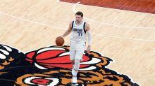 125-107. Doncic acerca a los Mavericks a playoffs y los Pelicans quedan eliminados
