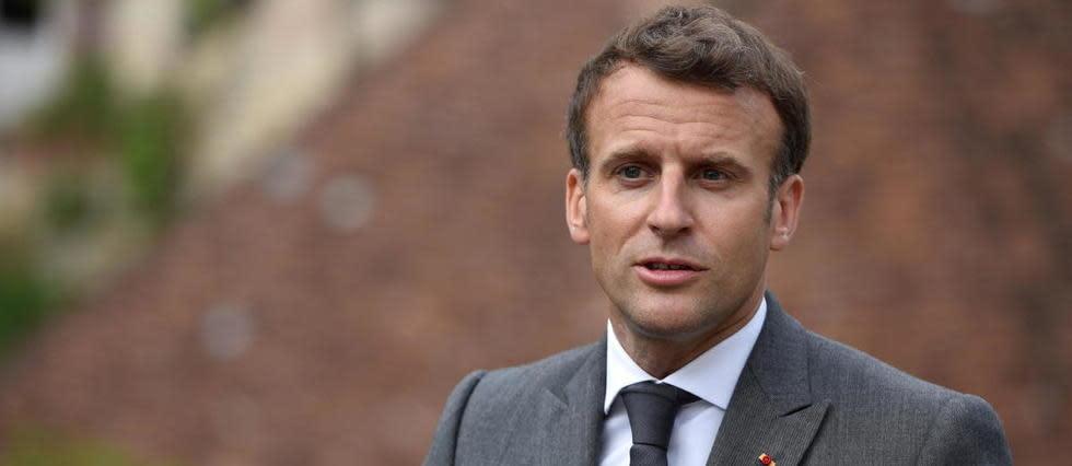 Macron et la République sous le feu des questions des protestants