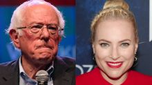 Meghan McCain says Bernie Sanders isn't 'doing enough' to stop 'misogynistic' behavior from supporters