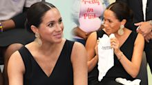 Meghan Markle donates baby Archie's second-hand clothes to HIV organisation
