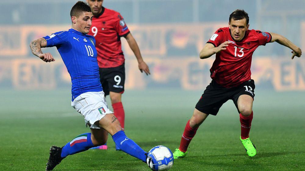 Italie, Verratti estime la Juve capable d'éliminer le Barça