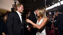 Jennifer Aniston, Brad Pitt notch nearly $20M in impressions from viral SAG moment, data shows