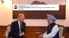 Fact Check: No, Dr Manmohan Singh is Not Attending Joe Biden's Swearing-in Ceremony in January